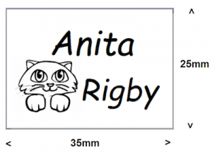 name-label-picture